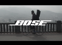 Spot BOSE – Music Is My Travel Companion
